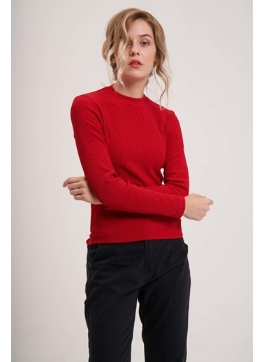 Mizalle Youth Bluz Kırmızı